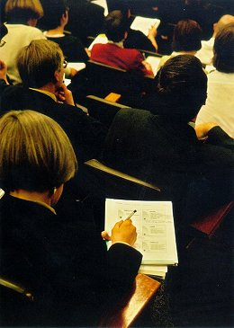 taking notes (picture)